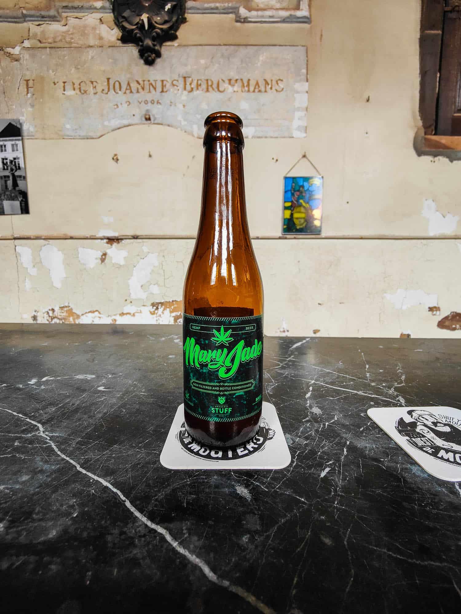 cannabis bier diest