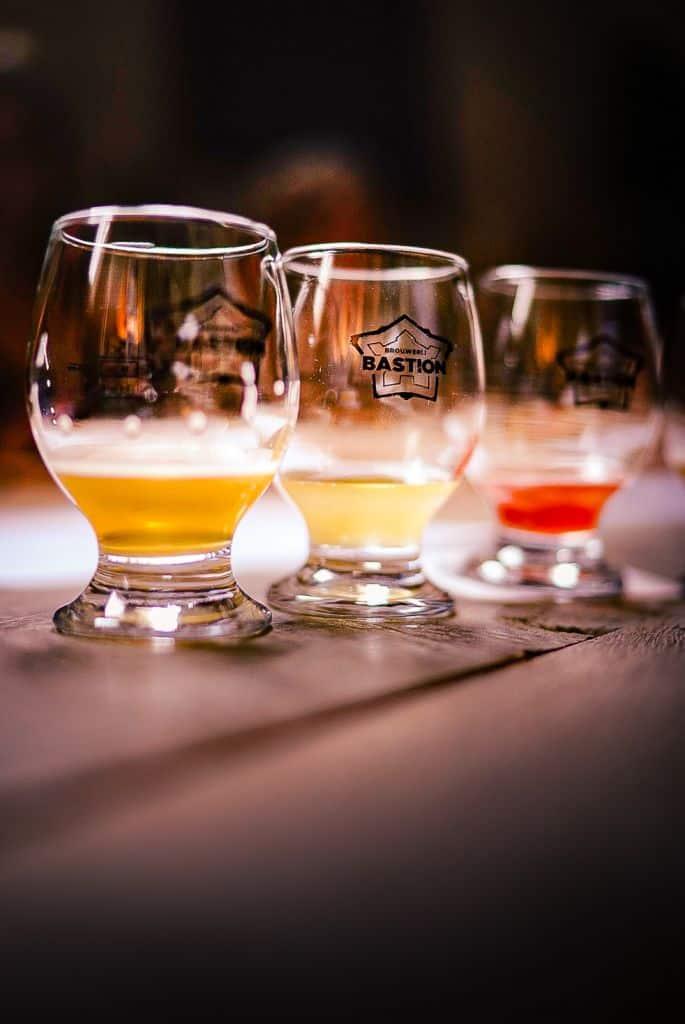 bastion bier proeven diest