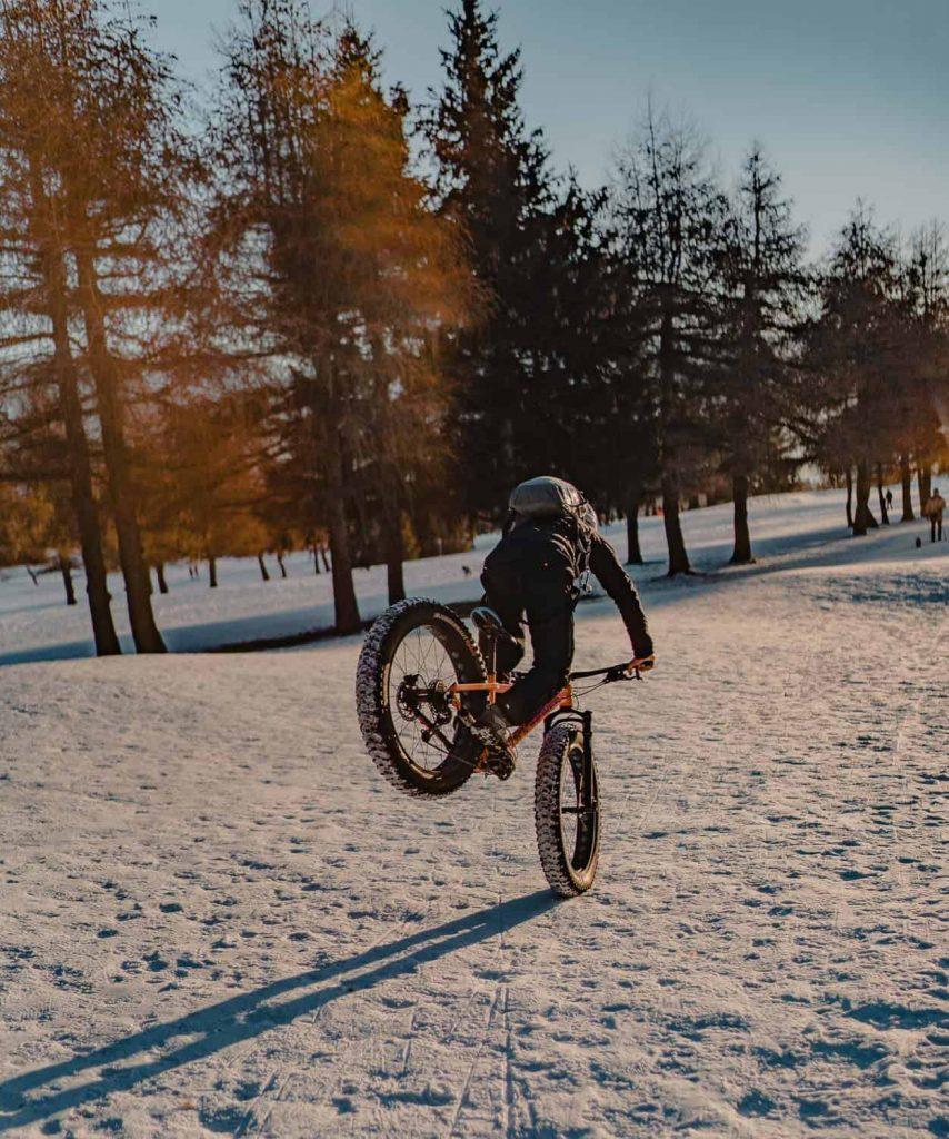 fat bikes huren in zwitserland