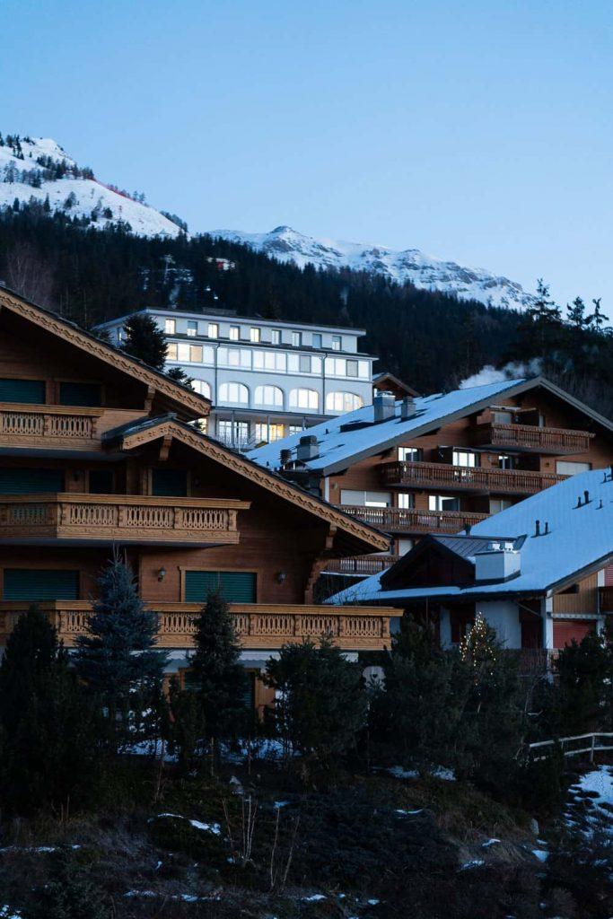 crans montana beste hotel boeken