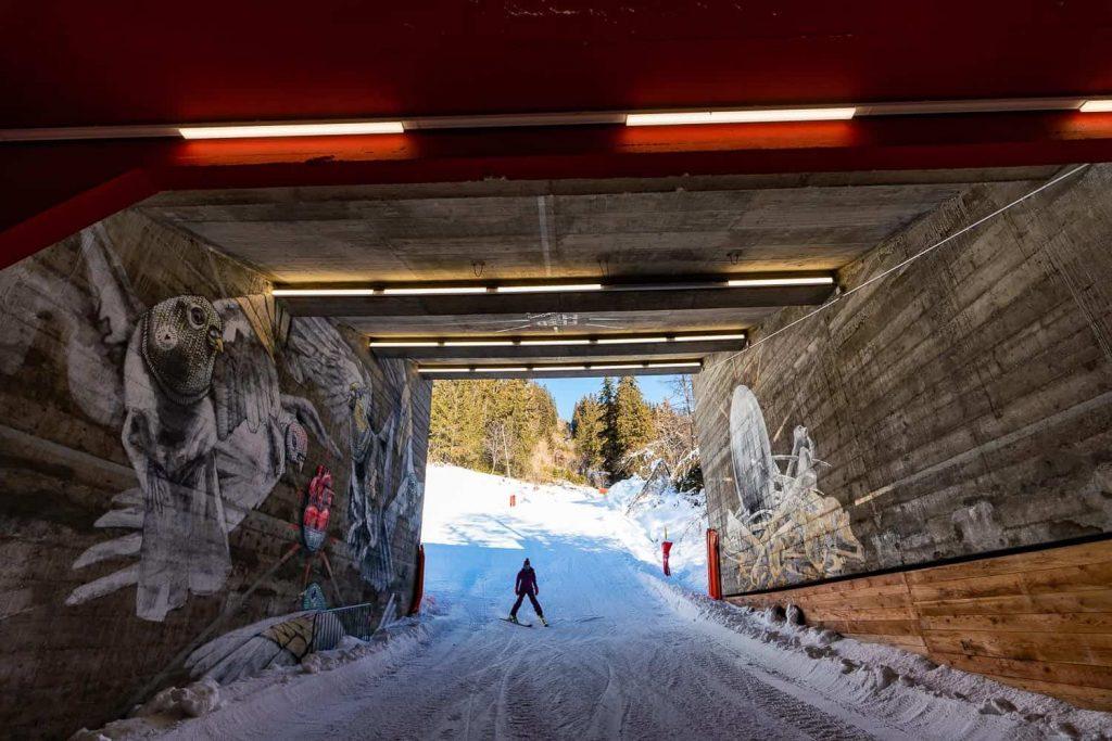 skien en kunst