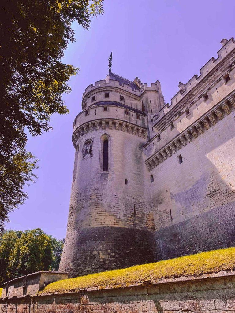 kasteel in frankrijk bezoeken
