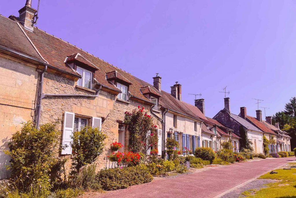 dorp frankrijk
