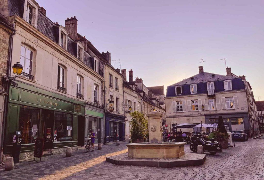senlis frankrijk chantilly