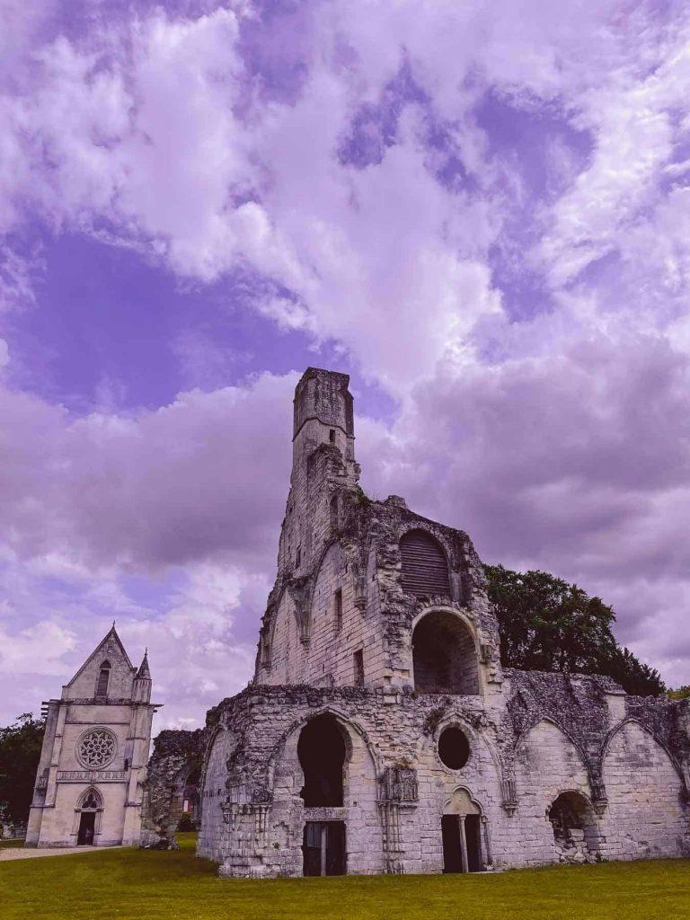 ruines oise