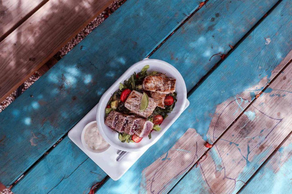 lunchen foodtruck bonaire