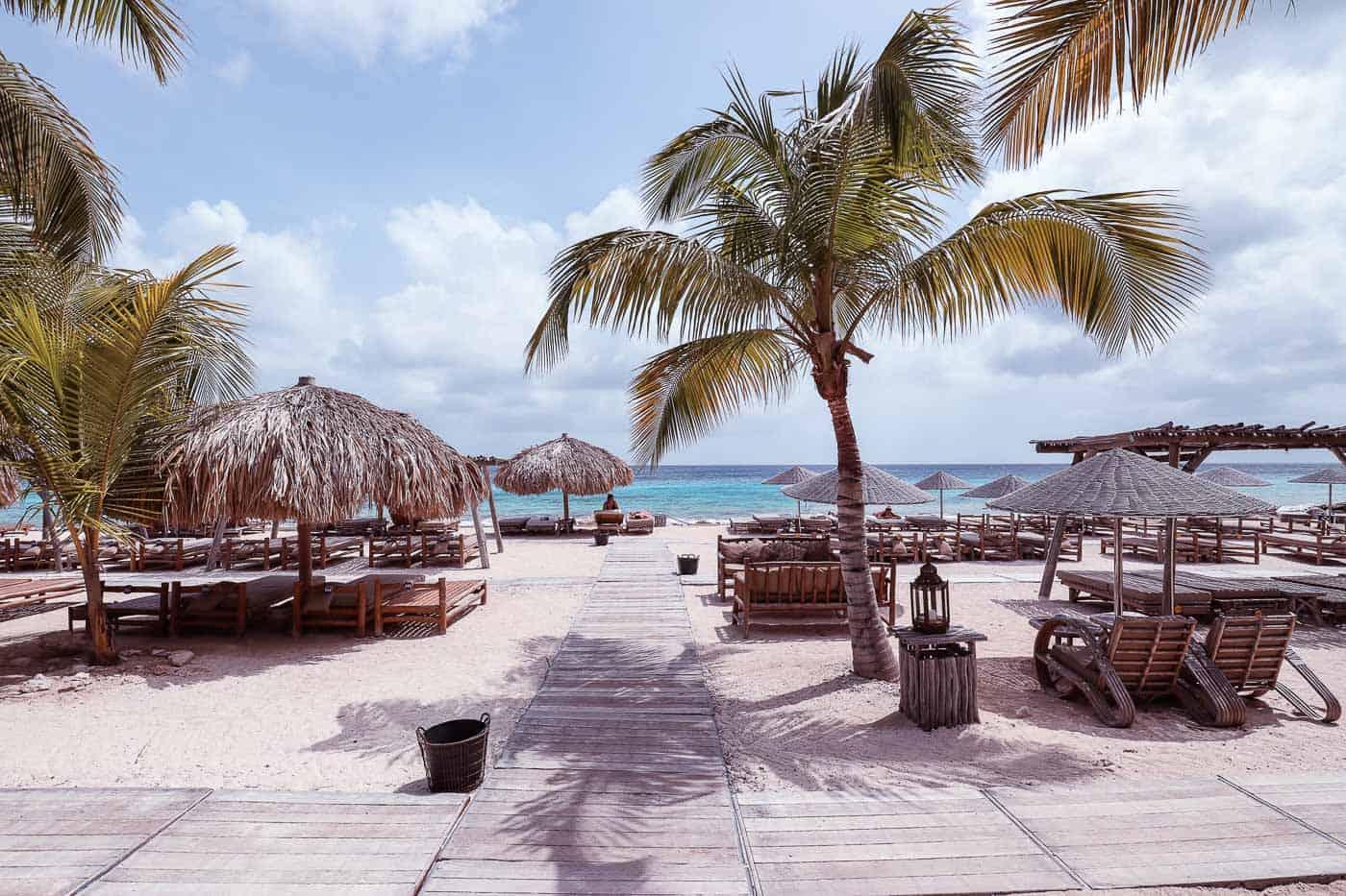 ocean beach club bonaire