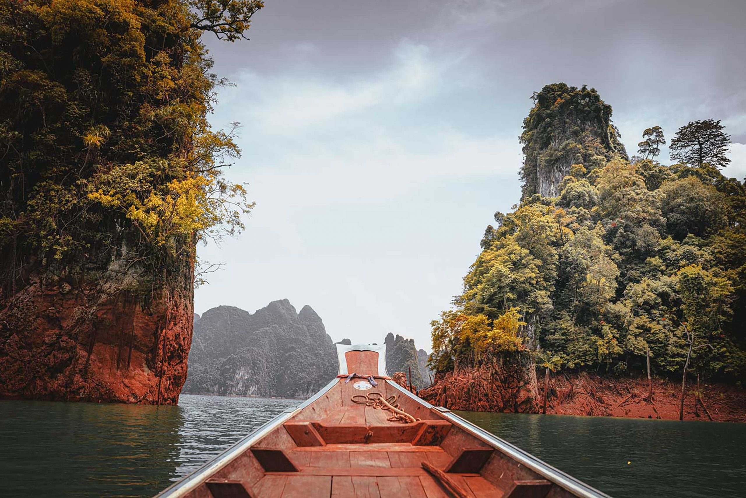 khao sok national park bezoeken thailand
