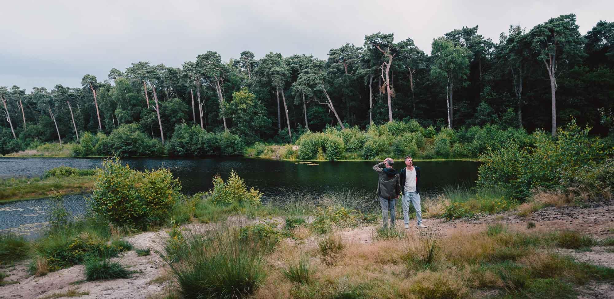 oisterwijkse bossen en vennen wandelen