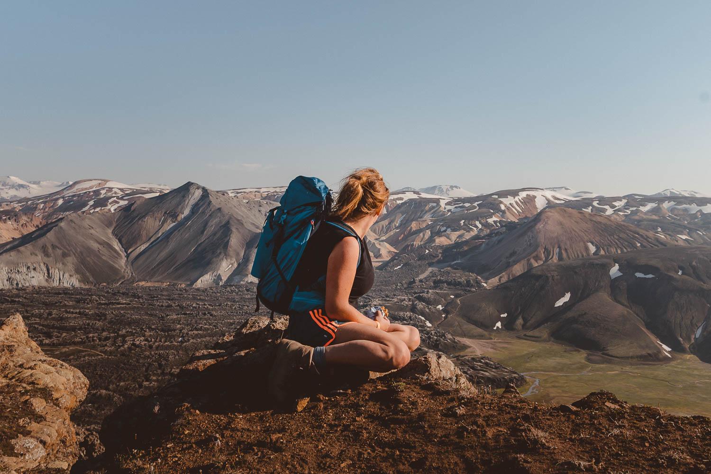 wandel vakantie ijsland
