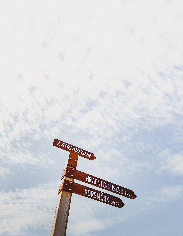 laugavegur route