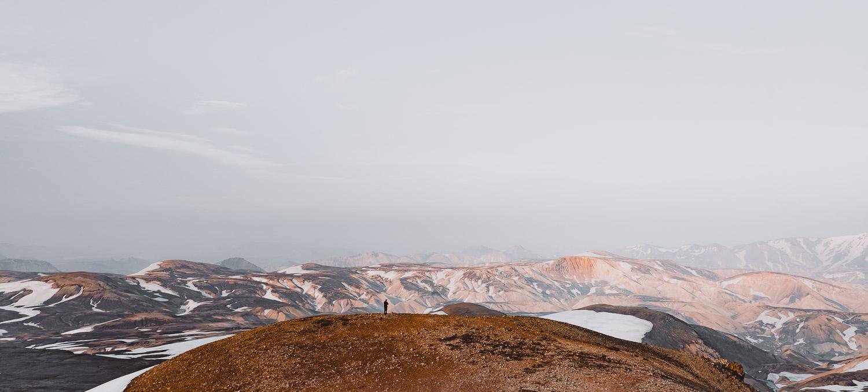 wandel tocht ijsland