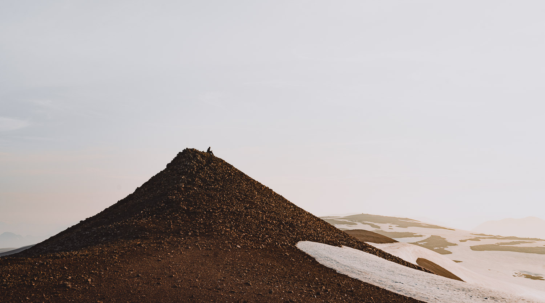 panorama ijsland laugavegur