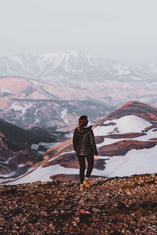 wandel hike ijsland
