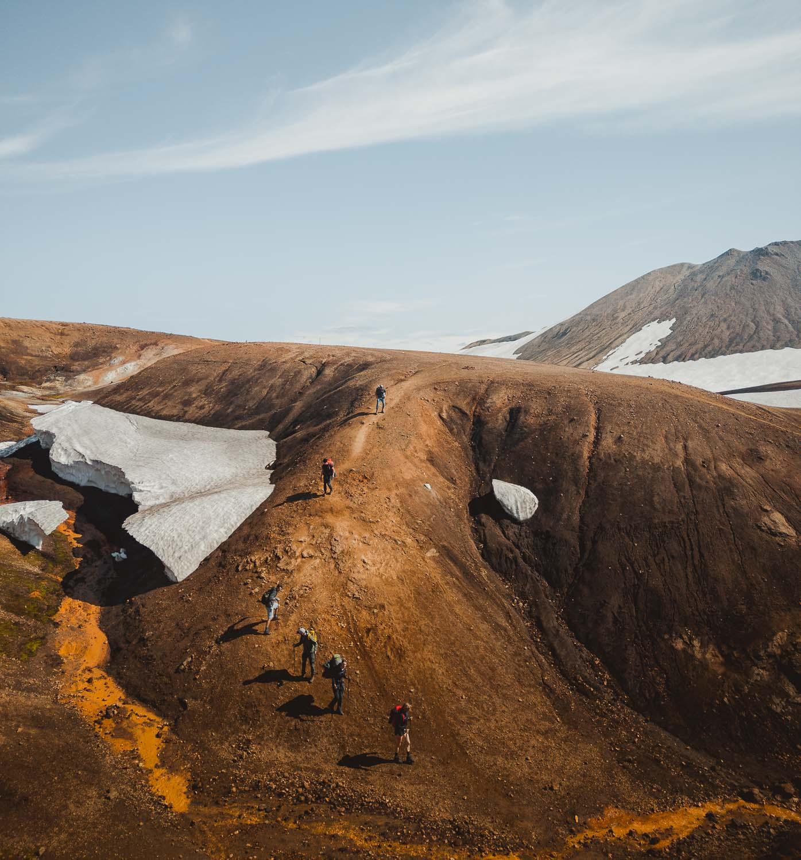 hiken ijsland travelbase
