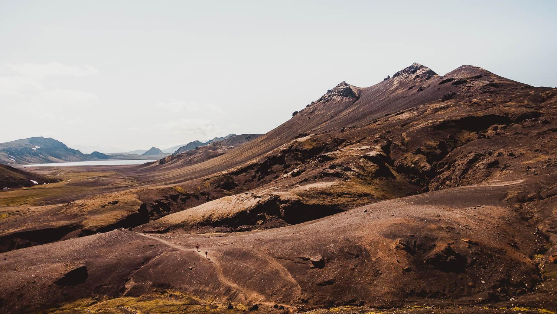 ijsland hike vakantie