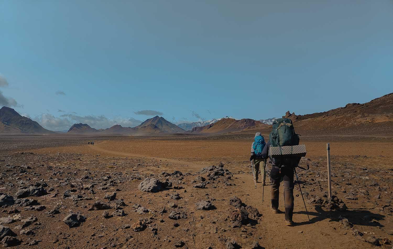 mooiste wandeltocht ijsland