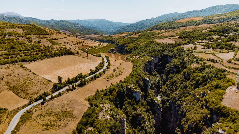 vakantie albanie roadtrip