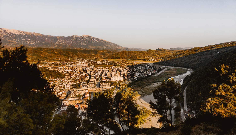 berat roadtrip albanie