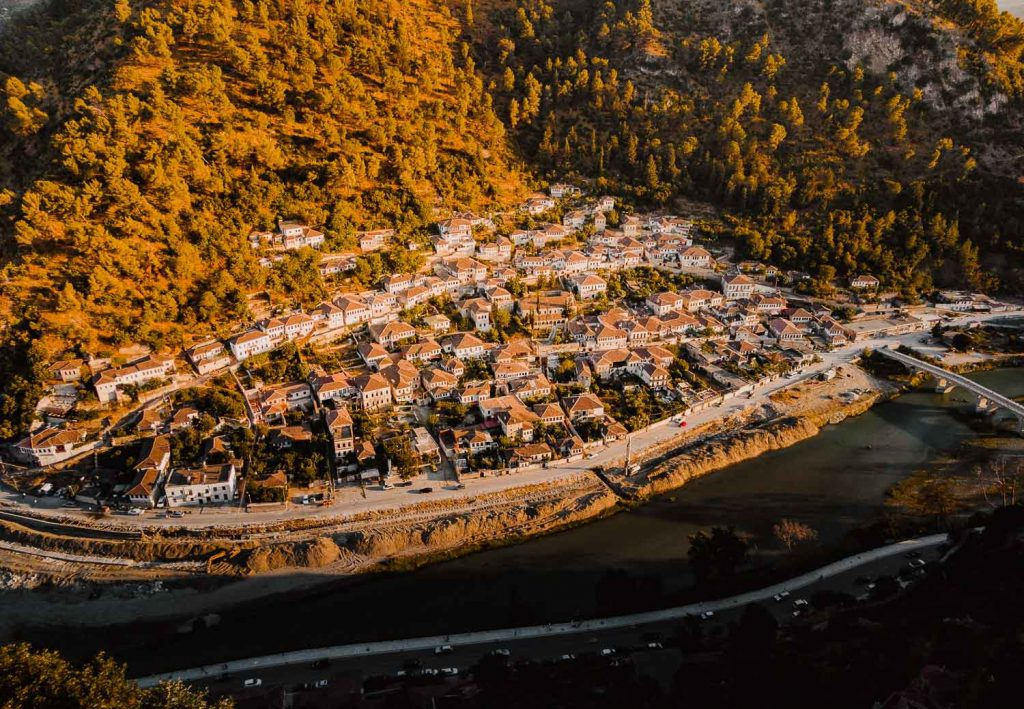Berat en Albanie een wondermooie vakantie bestemming