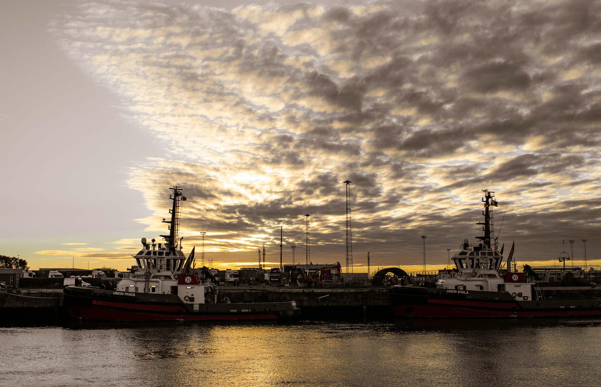 Wat doen in Zeebrugge en Brugge